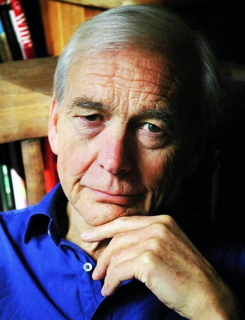 John Humphrys, broadcaster and journalist